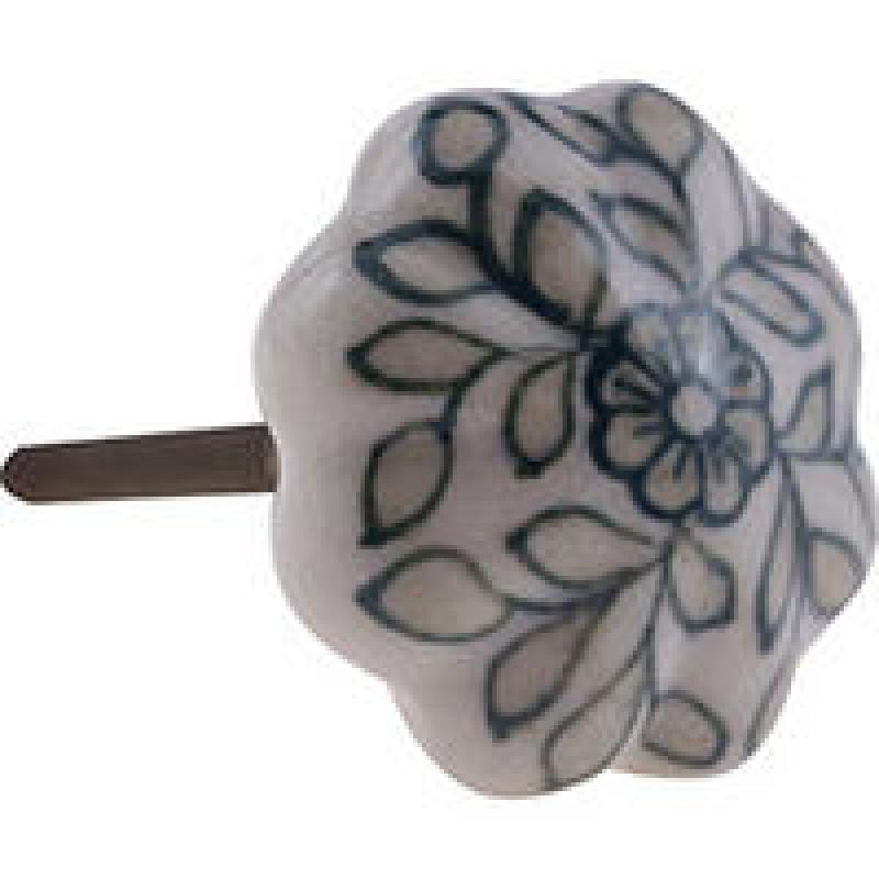 Puxador Porcelana 3158