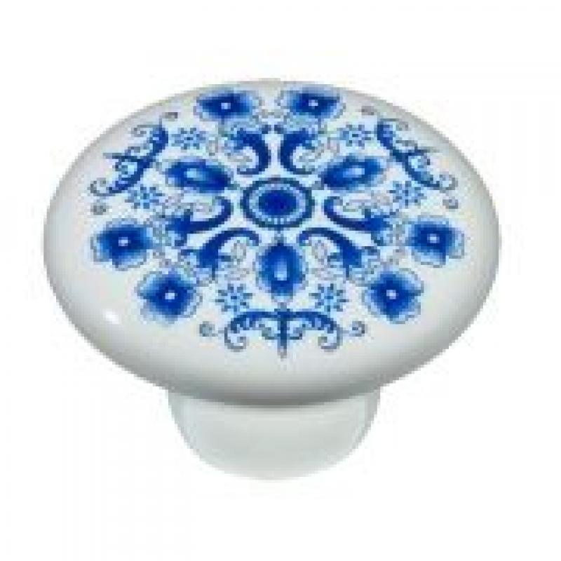 Puxador Porcelana  7067