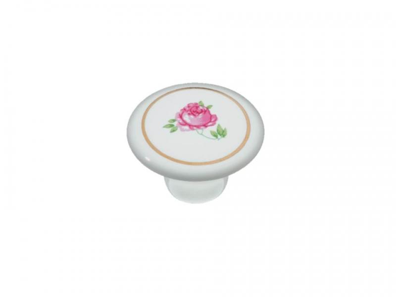 Puxador Porcelana IL 7069
