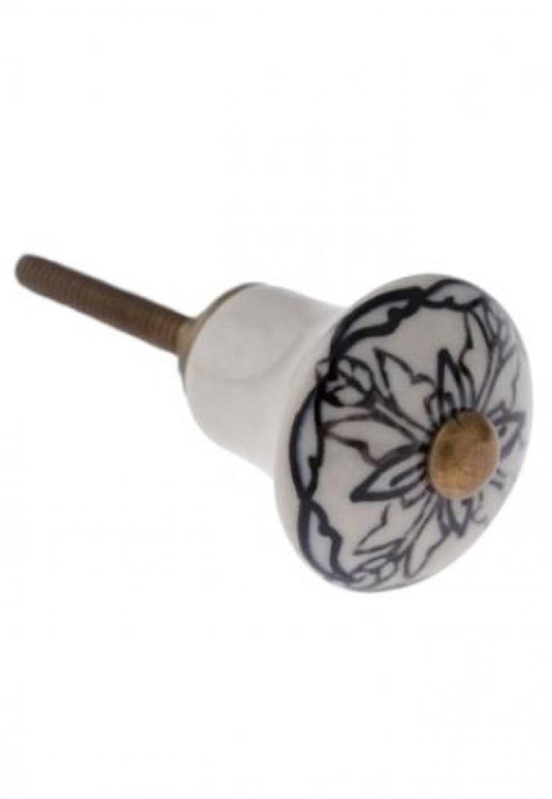 Puxador Porcelana 1699